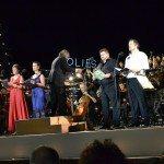 Israel Philharmonic at Masada