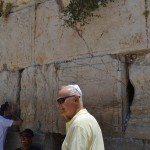 The wailing (western) wall, Jerusalem