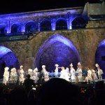 Don Giovanni Opera in Akko, Knights Halls
